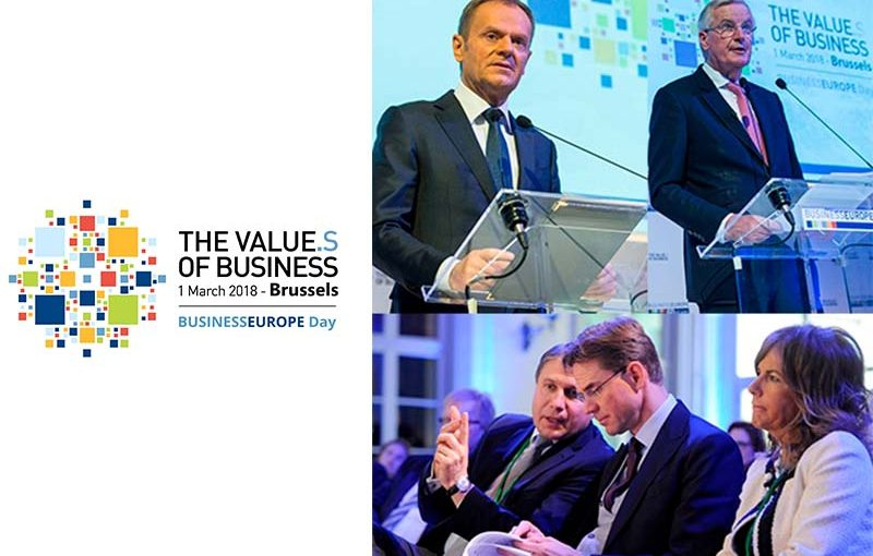 Business Europe Day