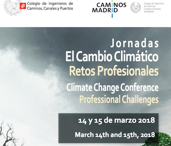 Jornada Caminos Clima
