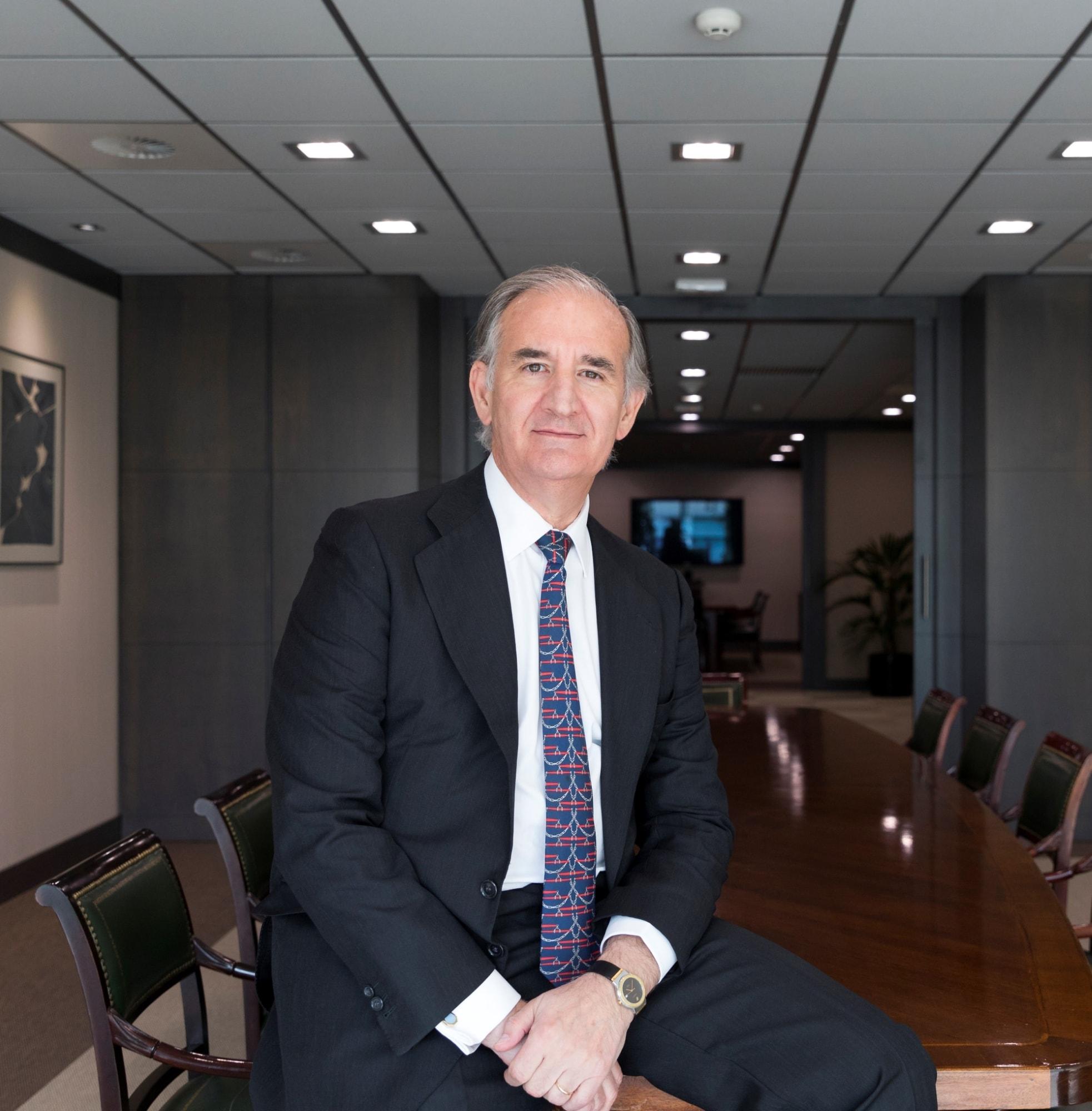 Reunión con el Viceconsejero de economía y competitividad de la Comunidad de Madrid