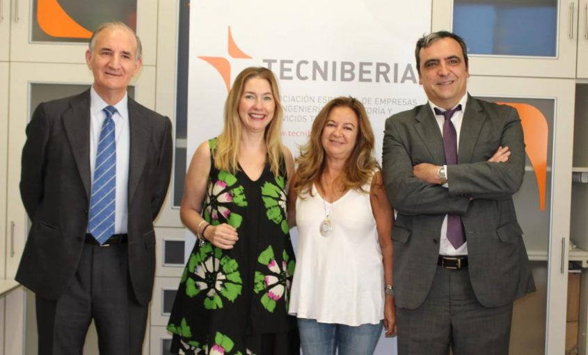 TECNIBERIA - Firma del XIX Convenio Colectivo