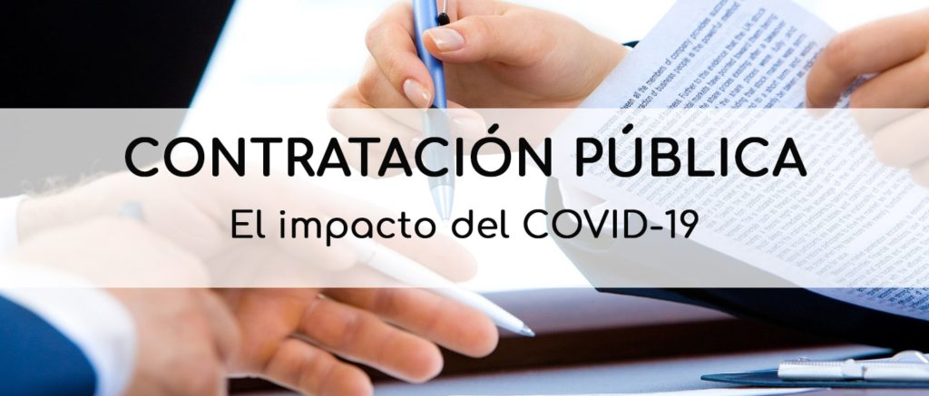 Webinar Contratación pública