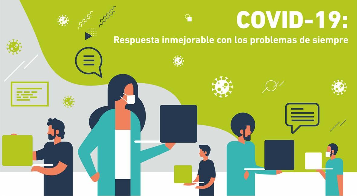 Colaboración de Pablo Bueno, presidente de TECNIBERIA, en el artículo de iAgua: 'COVID-19: Respuesta inmejorable con los problemas de siempre'.