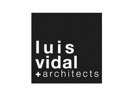 logo luis vidal + arquitectos