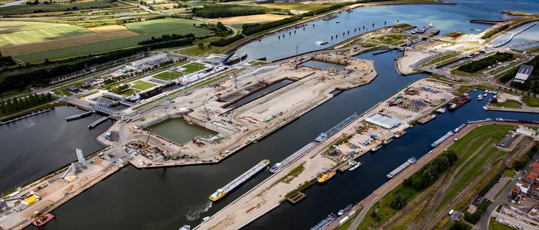 Allplan Bimplus ayuda a construir una de las esclusas más grandes del mundo